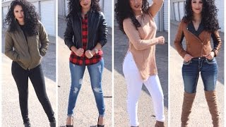 5 Outfits Casuales 2016!