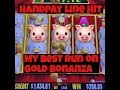🐷 Handpay Jackpot 🐷 Line Hit $6 Max Bet Gold Bonanza Slot Machine at Casino / Pokie 🐷