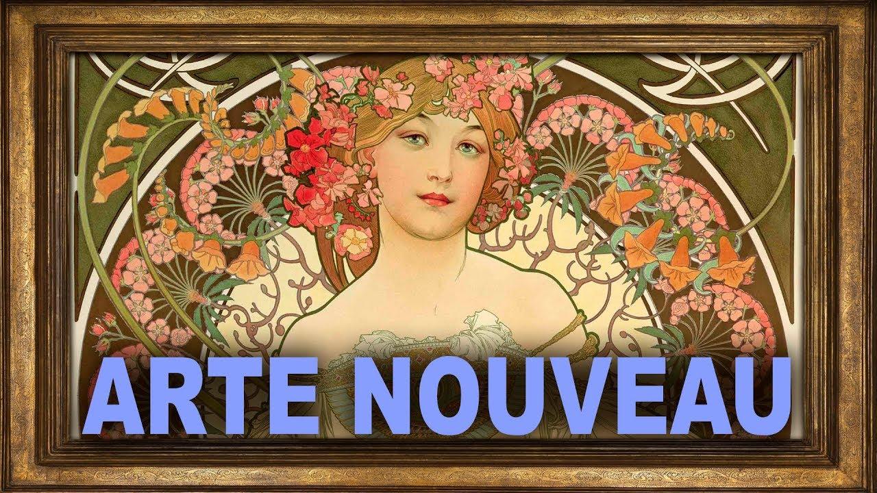 Art Nouveau - História da arte | 27 - YouTube