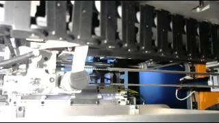 Inside color 3D printer Mcor Iris - test specimens for bachelor thesis Mario Kesegic