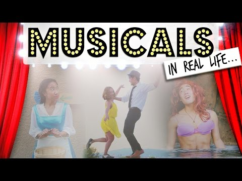 Thumbnail: Musicals in Real Life!