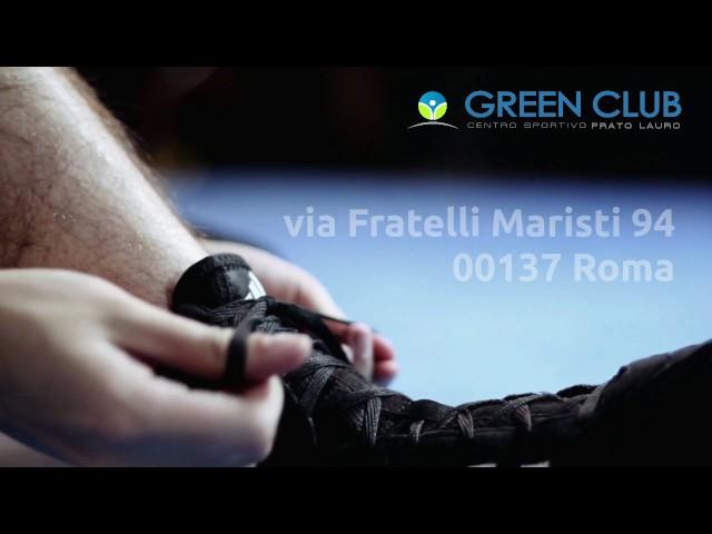 Green Club Roma - Inaugurazione 19 maggio (Prato lauro)
