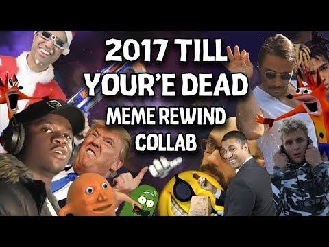 2017 TILL YOURE DEAD