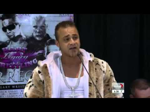 Global Toronto - Hart Legacy Wrestling