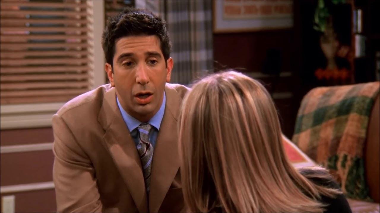 Download Friends-HD   Rachel Tells Ross She Is Pregnant
