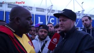 Leicester City vs Arsenal 0-0 | We're Being Mugged Off says DT (Rant)