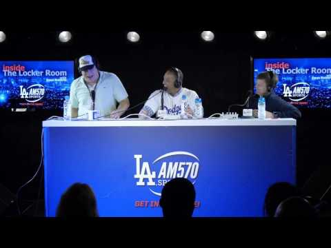 Petros and Money's Inside The Locker Room with Dave Roberts