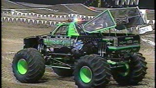 St. Louis 1999 World Finals TNN Motor Madness Monster Jam Week 1