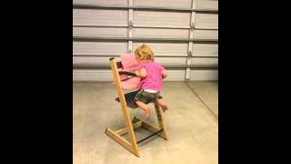 How To Make A High Chair For A Child