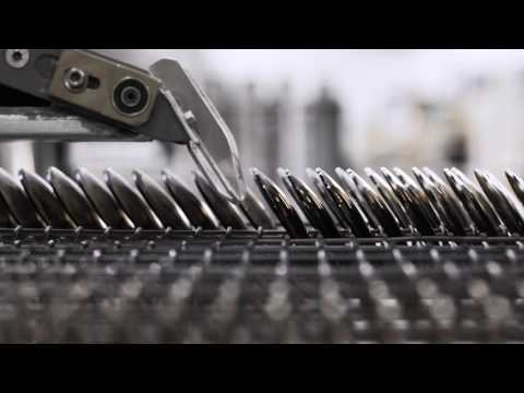 Barberini Manufacturing Process
