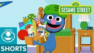 Sesame Street Monster Meditation #3: Focus Rhyme with Grover and Headspace