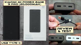 Xiaomi Mi Power Bank 3 Pro (20,000mAh): Review/Test