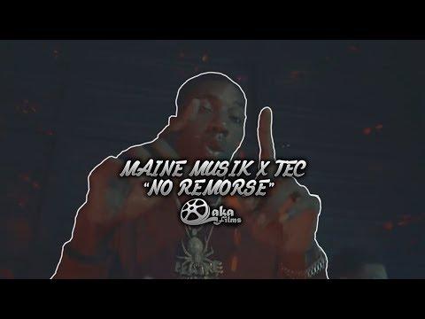 Maine Musik x TEC - No Remorse (MUSIC VIDEO)