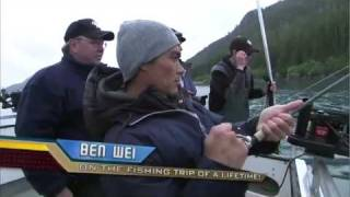 Wanna Go Fishing (part 4) Filmed At The Cove Lodge In Elfin Cove Alaska - Episode 2 In 2009