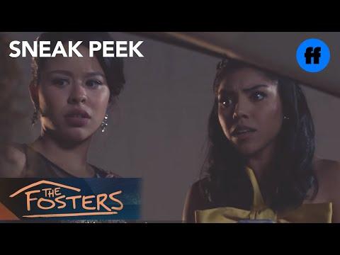 The Fosters | Season 5, Episode 10 Sneak Peek: Poppy Rushes Home | Freeform