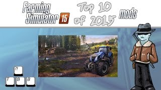 Farming Simulator 15 - Top 10 Mods of 2015