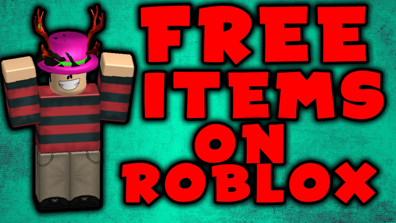 Roblox Secret Free Items | Roblox Free Codes 2019