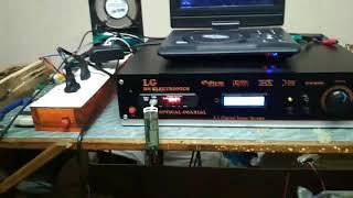 New video audio optical coaxial amplifier