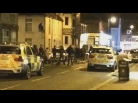 Three stabbed in 'warzone' fight in Great Yarmouth