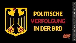 Politische Verfolgung in der BRD - Klartext No. 149