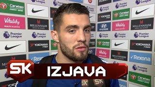 Izjava Matea Kovačića Nakon Derbija Čelsi - Mančester Junajted | SPORT KLUB Fudbal