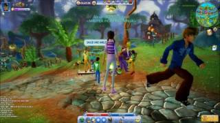 FreeRealms Old Gameplay