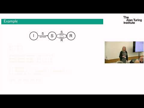 Integrating Inference with Stochastic Process Algebra Models - Jane Hillston, Edinburgh