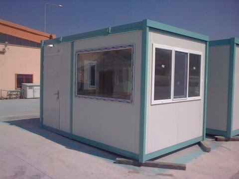 Security Cabins | Guard Cabins | Prefab Security Cabins Manufacturer