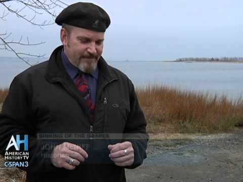C-SPAN Cities Tour - Providence: The Gaspee Affair of 1772