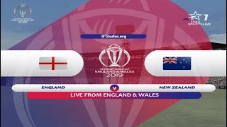 England Vs New Zealand Icc Cricket World Cup 2019 Final Match Highlights | Cricket 19 Gameplay