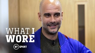 What I Wore: Pep Guardiola