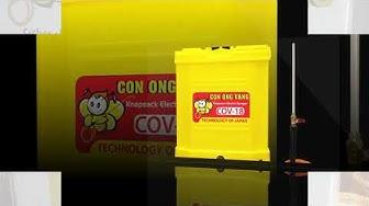 Bình xịt điện con ong vàng chất lượng vượt trội
