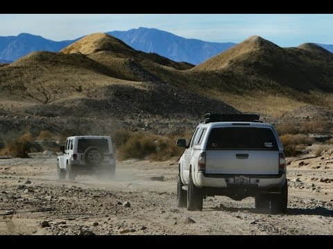 Anza Borrego Desert State Park, November-December 2015  Part 1