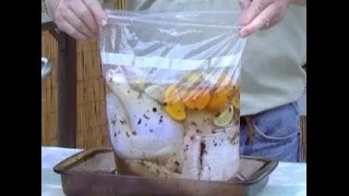Citrus Turkey Brine Recipe | Cooking Outdoors | Gary House