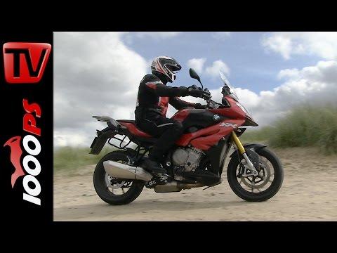 BMW S 1000 XR Test 2015 - Nordirland Motorradreise