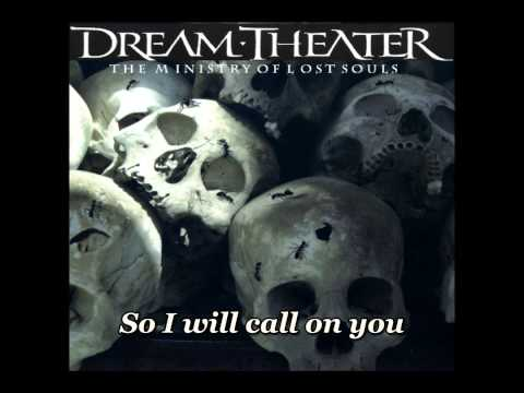 Dream Theater - The ministry of lost souls - with lyrics