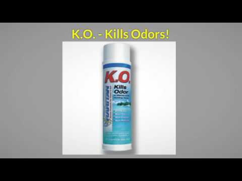 Marine Holding Tank Cleaner-K O Kills