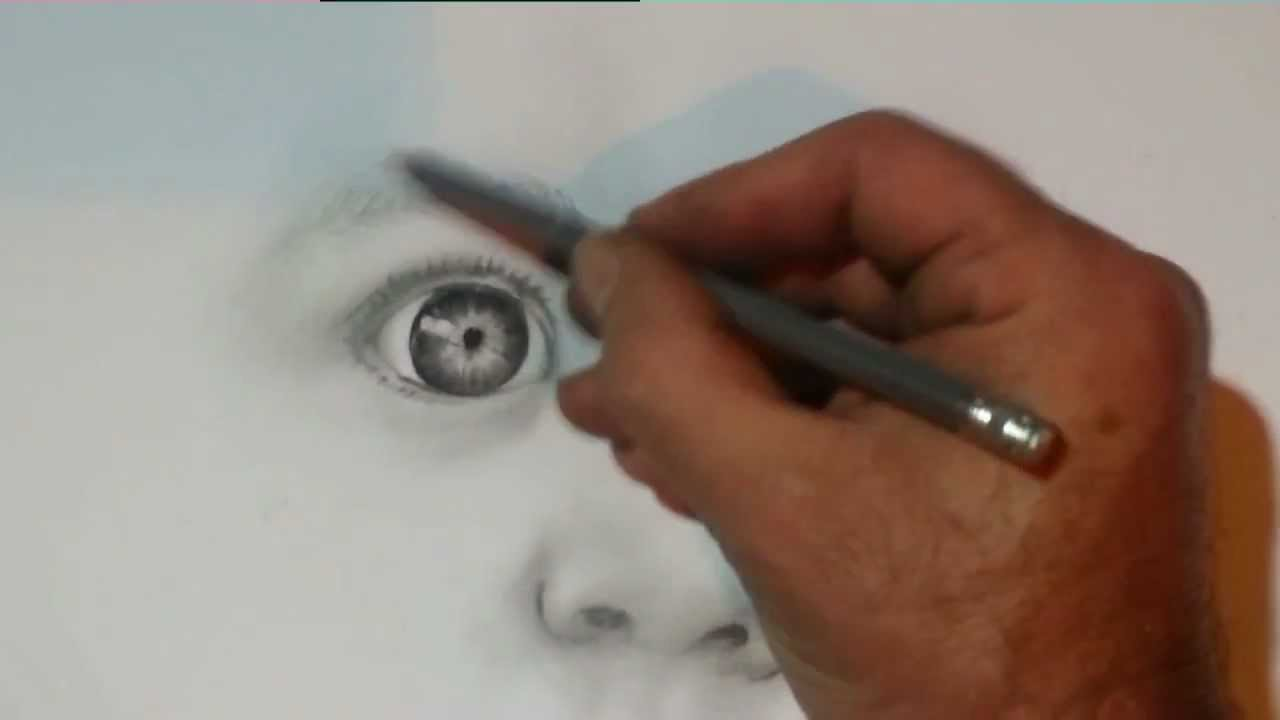 Drawing Baby Eyes