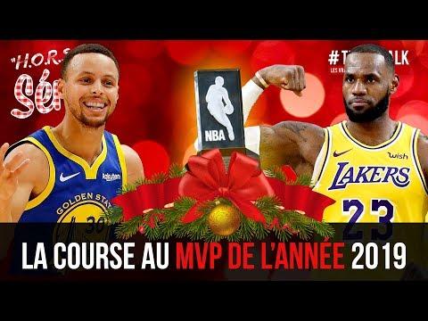 MVP de l'année 2019 : le point sur la course