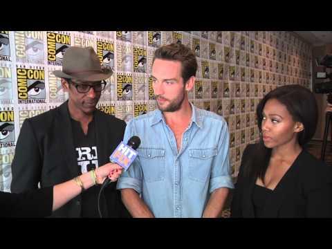 Comic Con 2013 - Sleepy Hollow Cast Interview