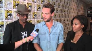 Comic Con 2013 - Sleepy Hollow Cast Interview