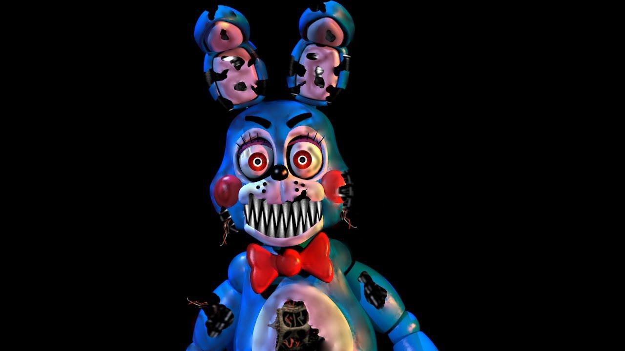 fnaf speed edit nightmare toy bonnie youtube