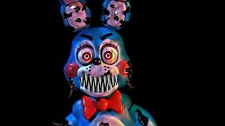 FNaF speed edit nightmare toy bonnie