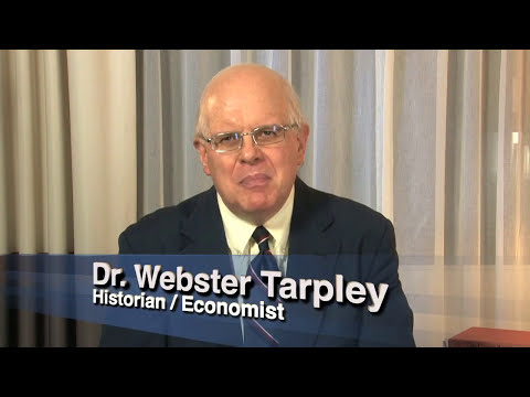 Webster Tarpley - Globalist Plan: World Population Reduction to 1 Billion (June 2011)