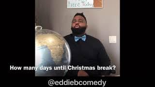 What Teachers really say when returning from Thanksgiving Break! thumbnail