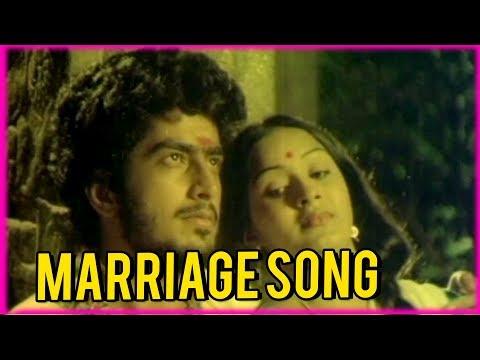 Marriage Full Song | Kadhal Oviyum Tamil Movie Songs | காதல் ஓவியும் | Kannan | Radha | Ilaiyaraja