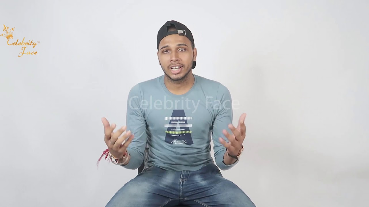 Celebrity Face & RD Productions Presents Insane Rapper Song Cast Abishek Introduction