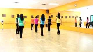Memories Are Made Of This - Line Dance (Dance & Teach in English & 中文)