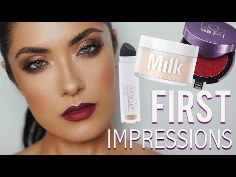 First Impressions August 2018   Melissa Alatorre