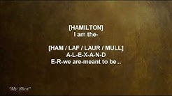 Hamilton Full Soundtrack Lyrics + Cut Content